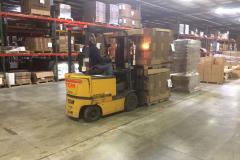 M-Line Forklift