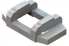 Custom foam insert for packaging