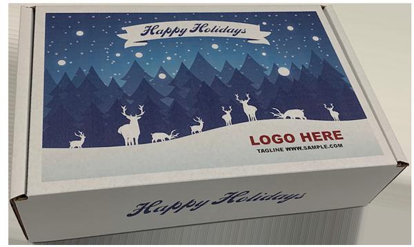 custom printed packaging at m-line